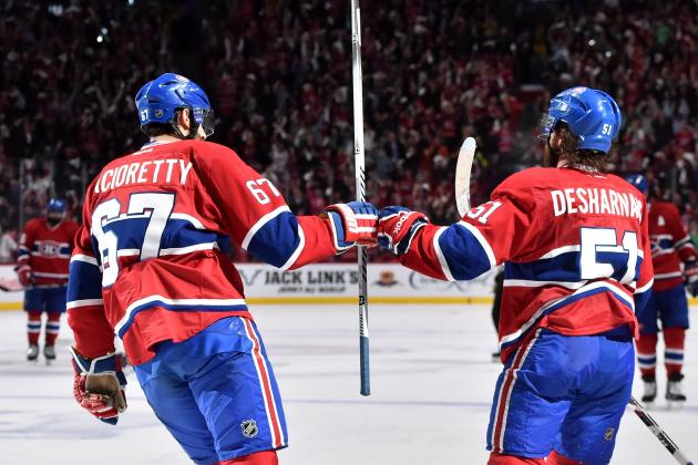 Montreal Canadiens Projected 2014-15 Lineup, Fantasy Hockey Preview