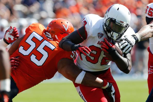 UVa's Dean Becoming Key to Defense