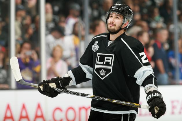 Los Angeles Kings Need Slava Voynov to Rebound in 2014-15