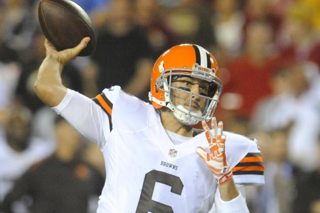Patriots Journal: Browns' Hoyer Still Has Fans in New England