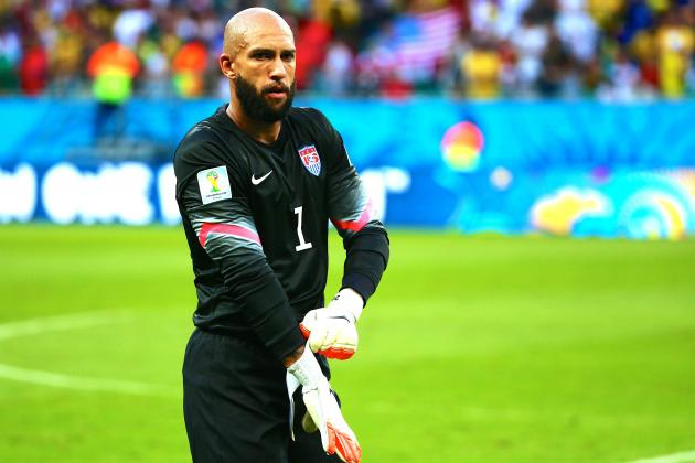 Tim Howard Will Take 1-Year Hiatus from US Men's National Team