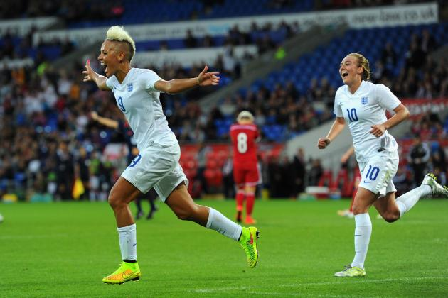 England Women Qualify for 2015 World Cup with Win over Wales
