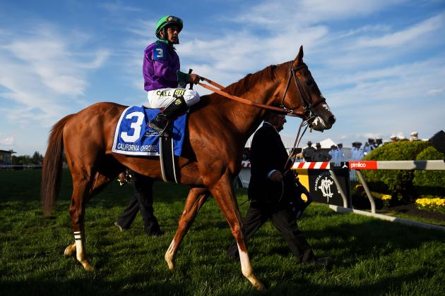 California Chrome to Make Return to Race Track at Pennsylvania Derby