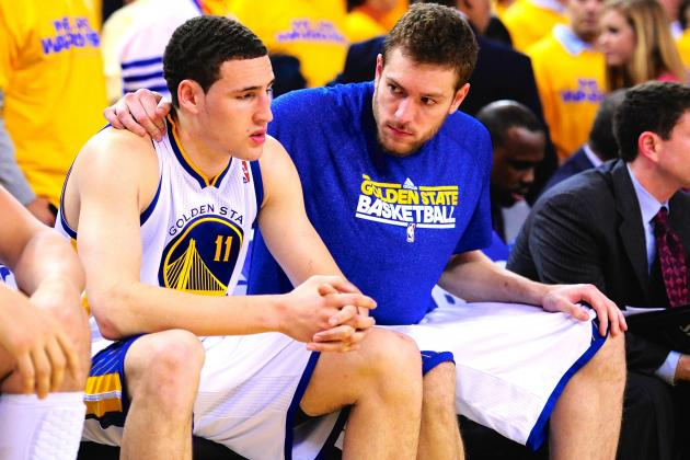 Warriors' Pursuit of Kevin Love Leaves Scars with Klay Thompson, David Lee