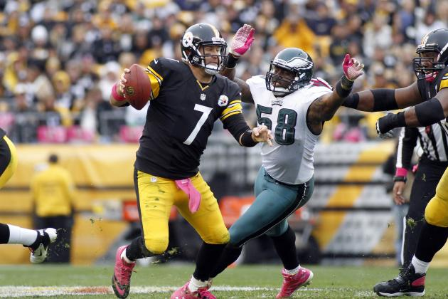 Philadelphia vs Pittsburgh Steelers: Live Score, Highlights and Analysis
