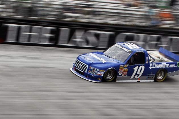 NASCAR Truck Series at Bristol 2014 Results: Winner, Standings and Reaction