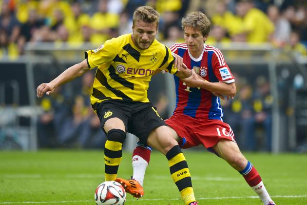 Borussia Dortmund vs. Bayer Leverkusen: How Jurgen Klopp's Side Will Line Up