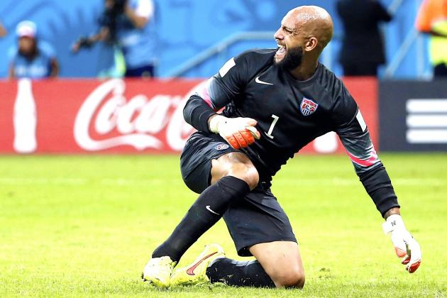 Tim Howard's 1-Year Break Comes at Perfect Time for USMNT