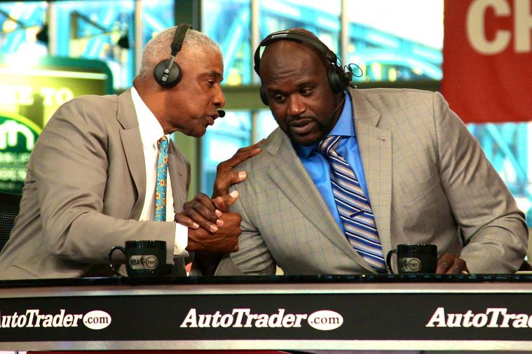 Shaquille O'Neal Says Julius Erving Is Greatest Player in NBA History