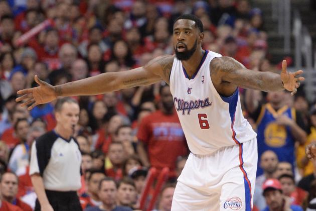 Should Los Angeles Clippers Be Worried About Losing DeAndre Jordan?