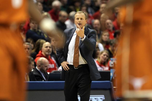 Texas Basketball Coach Rick Barnes Gets Two-Year Contract Extension