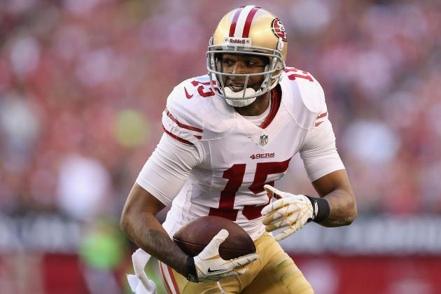 Michael Crabtree Can't Be Trusted as Consistent 2014 Fantasy Football Option