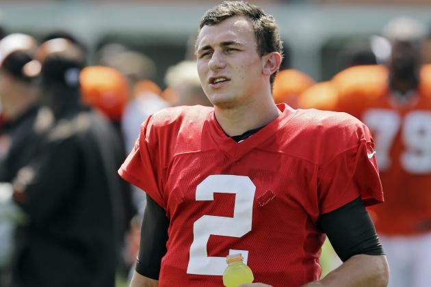 Pettine on Manziel: Could Be 'Scenario Where He Doesn't Play This Year'