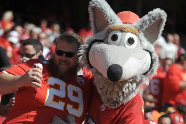 Chiefs' Mascot Settles over Severe Injuries
