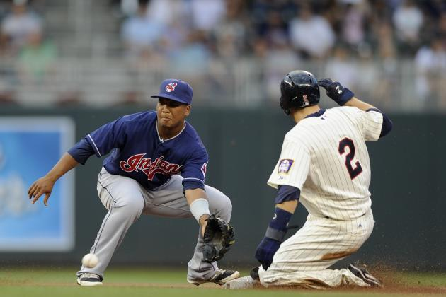 Twins' Brian Dozier Records Franchise's First 20-20 Season by a Second Baseman