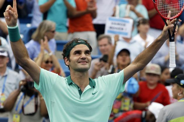 US Open Tennis 2014: Odds and Predictions Following Bracket Draw