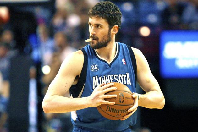 Kevin Love and the Anatomy of Forcing an NBA Trade