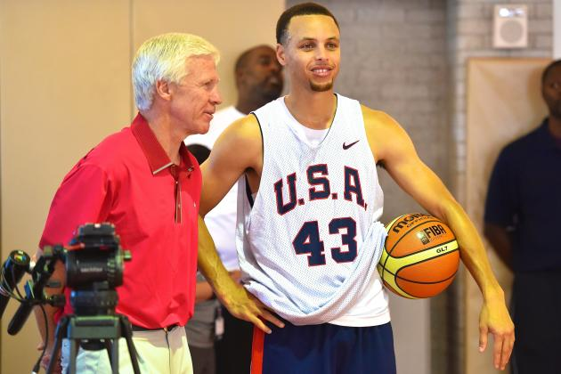 What Do NBA Players Learn While Playing for Team USA?
