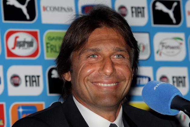 Antonio Conte Is the Perfect Man to Lead Italy into the Future