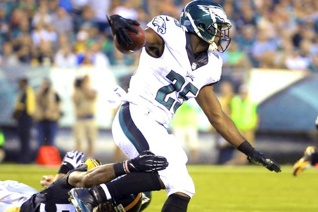 LeSean McCoy Injury: Updates on Eagles Star's Thumb and Return