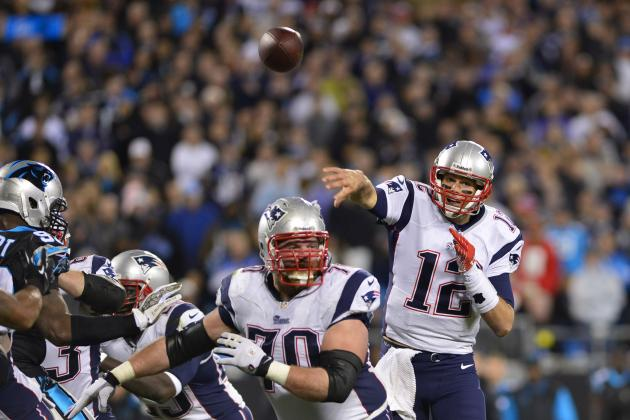 New England Patriots vs. Carolina Panthers: Live Score and Analysis