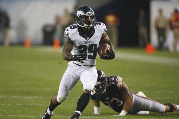 Matthew Tucker's Fantasy Scouting Report Following LeSean McCoy's Thumb Injury