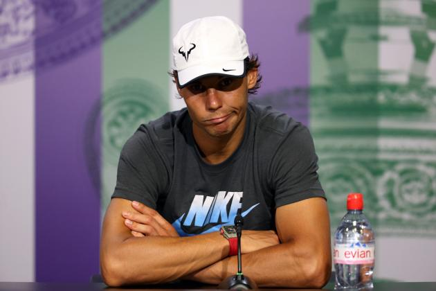 Rafael Nadal's Absence from US Open Is Major Opportunity for Other Contenders