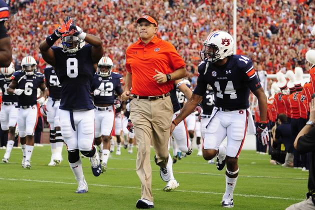 Auburn Football: Depth Chart Analysis, Complete 2014 Preview and Predictions