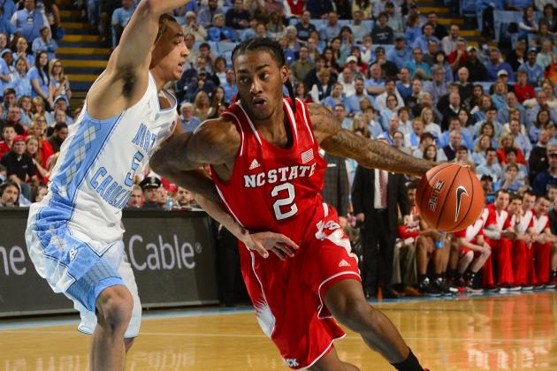 UNC Basketball: Under-the-Radar Threats to Tar Heels in 2014-15 ACC Season