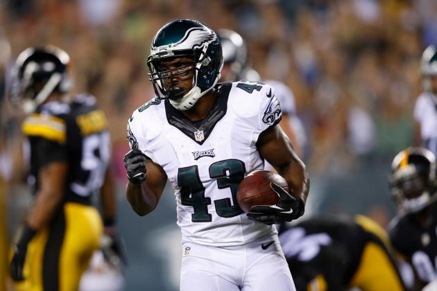 Darren Sproles' Fantasy Scouting Report Following LeSean McCoy's Thumb Injury