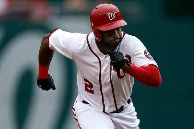 Error in ninth lifts Nationals to 10th straight win, 1-0, over Diamondbacks