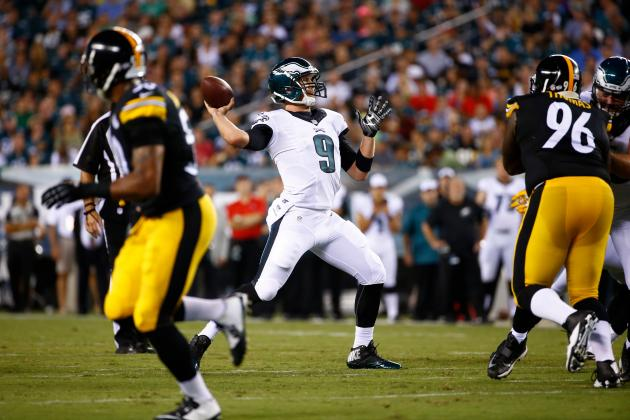 Nick Foles' Instant Fantasy Reaction After Preseason Game vs. Steelers