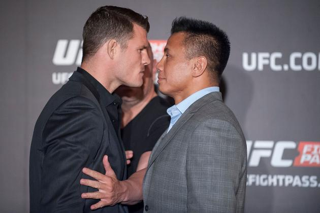 Michael Bisping vs. Cung Le: Keys to Victory for Each Fighter