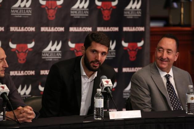 Surprising Name Who Will Make a Big Impact for Chicago Bulls in 2014-15
