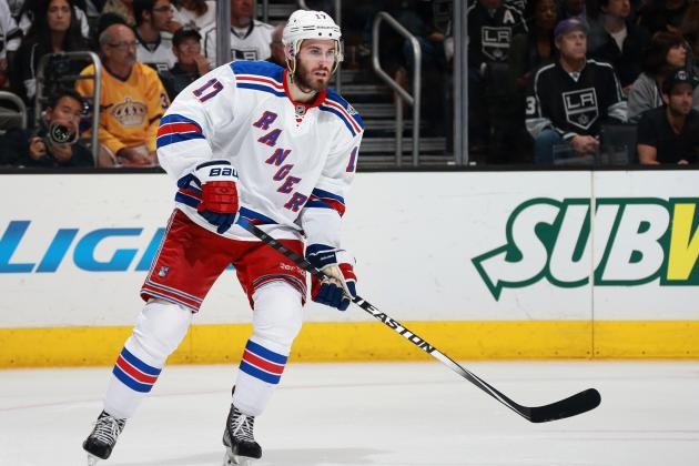 Who Should Be the New York Rangers' No. 6 Defenseman in 2014-15?