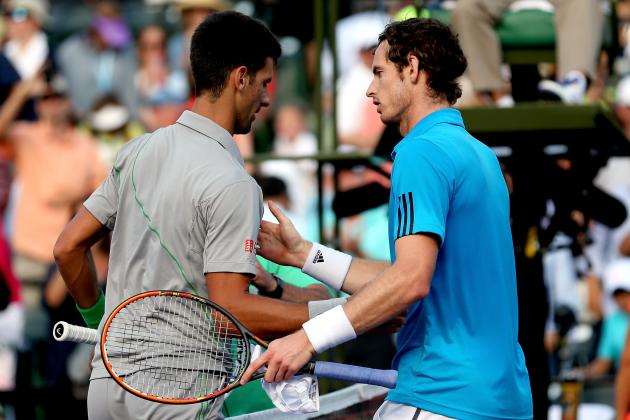 Andy Murray: Can  He Prevent a Djokovic-Federer Final at 2014 US Open?