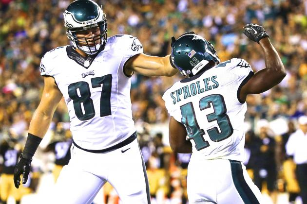 Steelers vs. Eagles: Score and Twitter Reaction from 2014 NFL Preseason