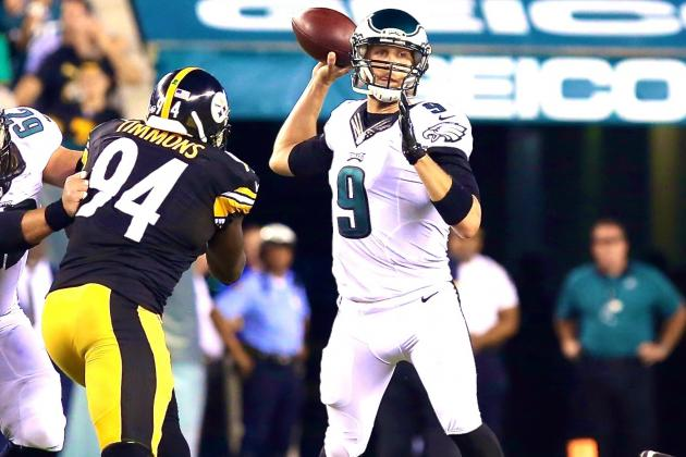 Chip Kelly, Eagles Offense Already in Midseason Form, Prove Sky Is the Limit