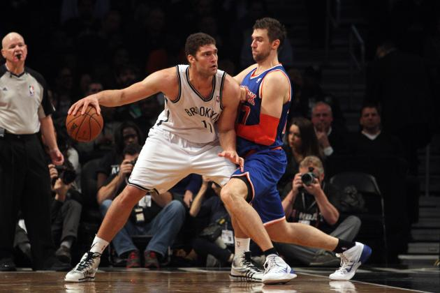 Breaking Down Brooklyn Nets' Center Position for 2014-15 Season
