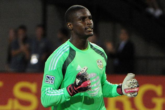 Can't Hold Him Back: D.C. United Goalkeeper Bill Hamid's Career on the Rise