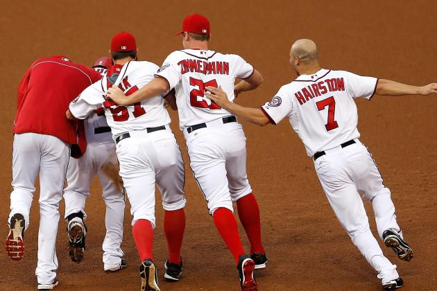 Nationals the Cream of the Crop in NL East