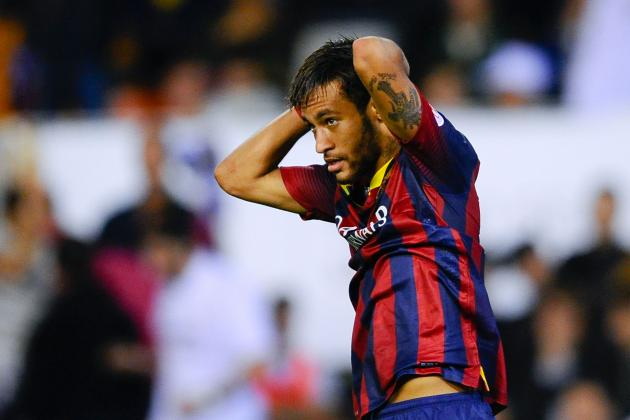 Neymar Injury: Updates on Barcelona Star's Ankle and Return