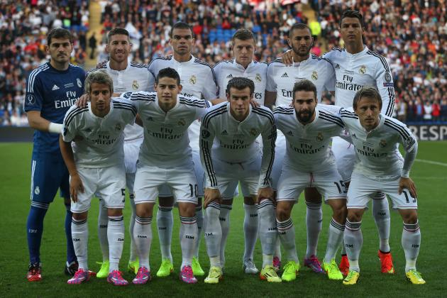 Real Madrid vs. Cordoba: How Los Blancos Will Line Up in La Liga Game