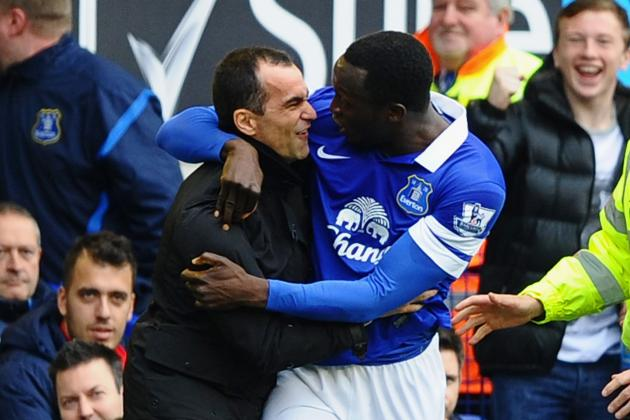 Everton vs. Arsenal: How the Toffees Will Line Up in Premier League Game