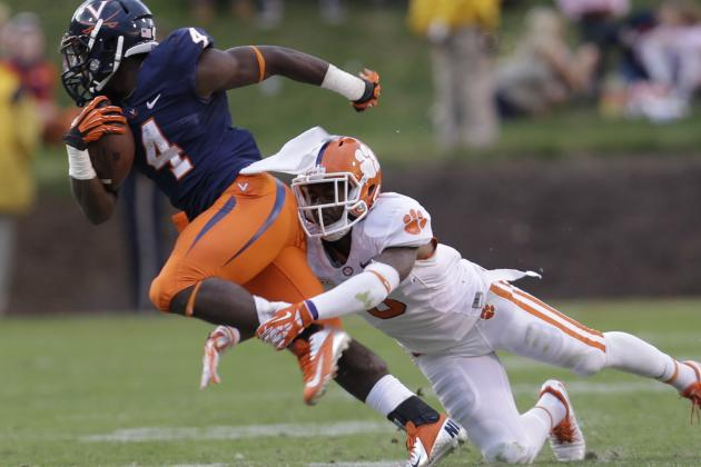 Taquan Mizzell Is Healthy, Adding to Crowd in the Backfield