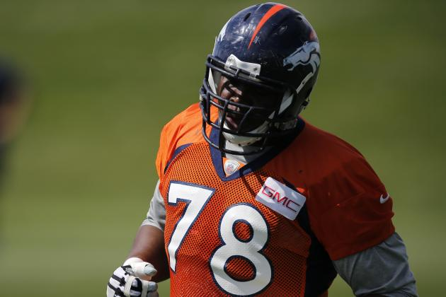 For Broncos Offense Clady Is Best 'Addition'