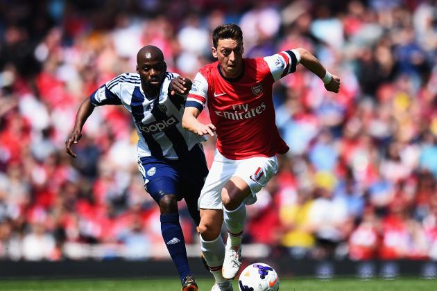 Mesut Ozil Must Show Arsene Wenger Was Right Not to Sign Cesc Fabregas