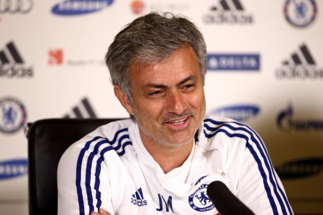 Chelsea vs. Leicester: Key Quotes from Jose Mourinho's Pregame Presser