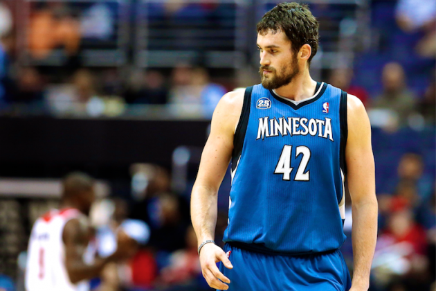 Timberwolves Have Themselves to Blame for Kevin Love's Impending Departure