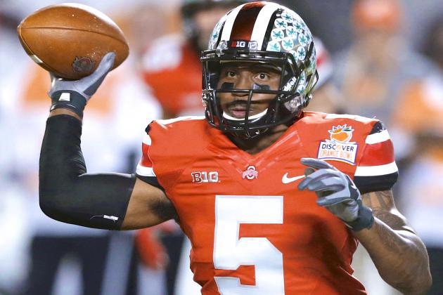 Braxton Miller Offers Intriguing Developmental QB Talent at NFL Level